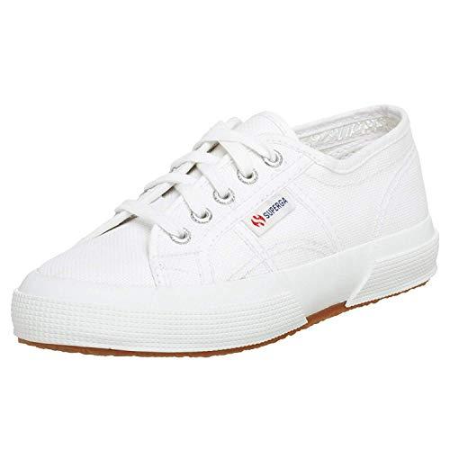 Superga Toddler/Little Kid 2750 Classic Sneaker, White, 32 M EU (1 M Little Kid)