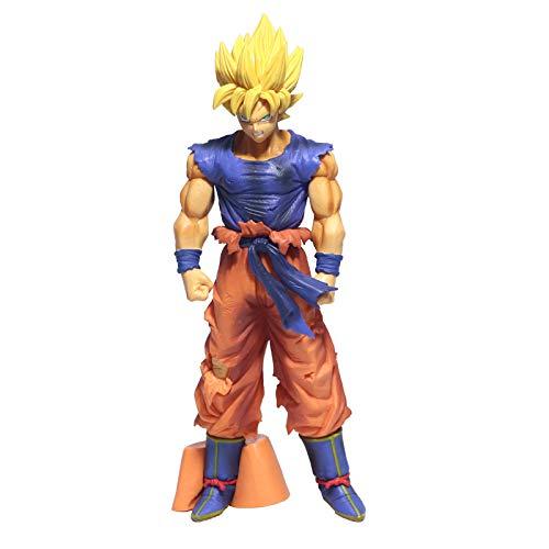 AMrjzr 1- Modelo de Figura de Anime QLZ Super Warrior Hero vs.Wukong Explosive PVC Boxed-Height: 25