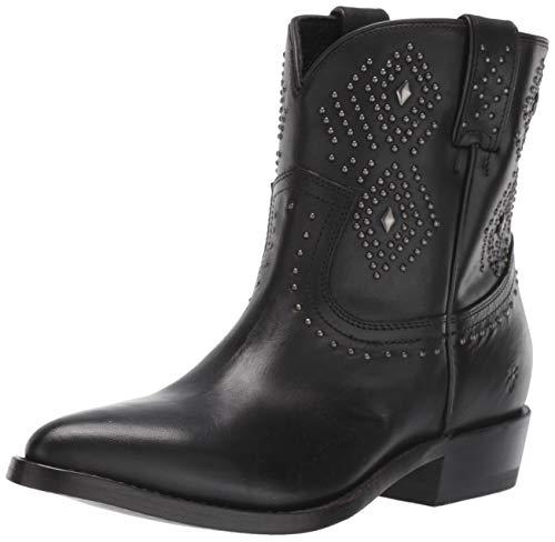 FRYE Damen Billy Stud Short Western Boot, Schwarz (schwarz), 37.5 EU