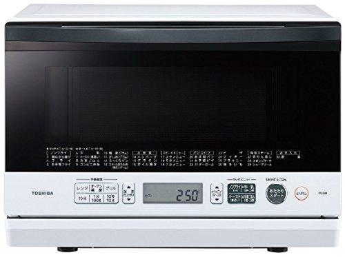 東芝 (TOSHIBA) スチームオーブンレンジ 「石窯ドーム」 (23L) ER-S60-W グランホワイト