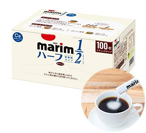 味の素AGF マリームスティック 低脂肪 1箱 100本