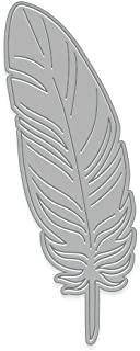 Hero Arts DI491 Paper Layering Die, Feather
