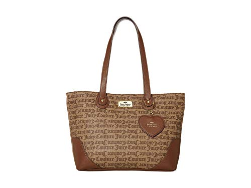 Juicy Couture Gothic Status Tote Chestnut/Chino One Size