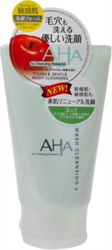 B&C Laboratories AHA by Cleansing Research Wash Cleansing