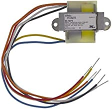 White Rodgers 90-T40F3 - Aftermarket Replacement Foot Mount 40VA Packard Transformer - 120/208-240 Volt Input - 24 Volt Output