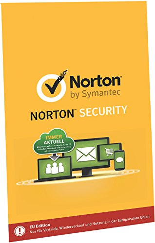 Norton Security - 5 Geräte (PC, Mac, Android, iOS) (Product Key Card) [import allemand]