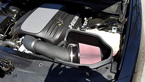 JLT Performance Series II Cold Air Intake CAI2-DH57-11 for the 2011-2020 Challenger Charger 300c 5.7I Hemi Cars