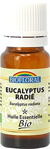Biofloral - Eucalyptus radiata - huile essentielle bio - Biofloral