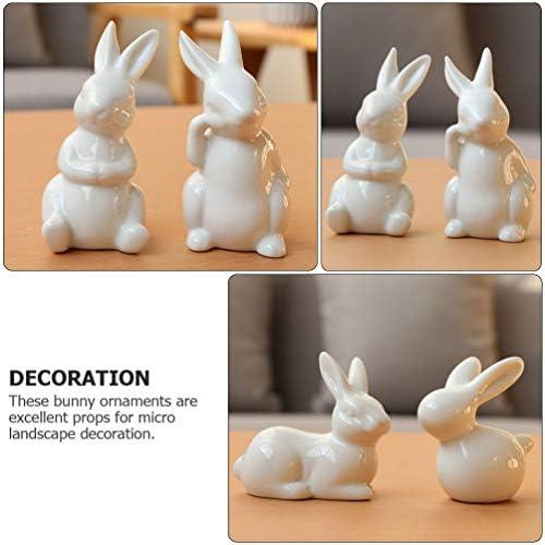 Ceramic rabbit figurines _image0