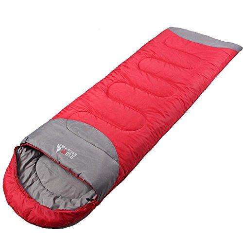 Camping Sacs de couchage Quatre saisons Général À l'extérieur Voyage Respirant Garder au chaud Coton Couple Peut être épissé connecté , 3 , 1.35kg
