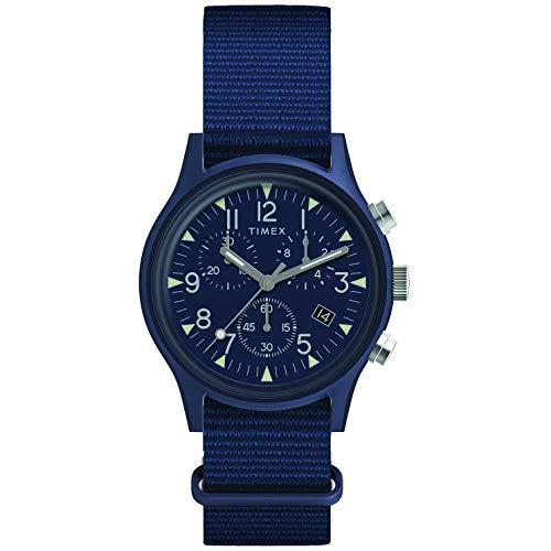 Timex Mk1 herenhorloge chronograaf aanbieding TW2R67600