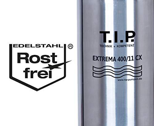T.I.P. Extrema 400/11 Pro Schmutzwasserpumpe - 4