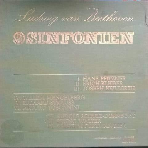 Ludwig van Beethoven - Various - 9 Sinfonien - Top Classic Historia...