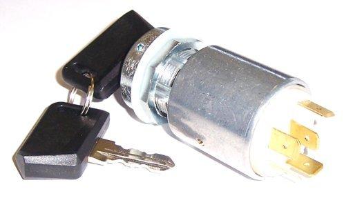 Zündschloss Startschalter Zündschalter KM 10 11 0006 mit 2 Schlüssel Typ 14644 KM 10 11 0010 ;Same Deutz Fahr Nr.:04411512.4, 0.015.0485.4