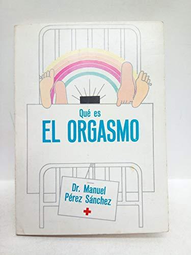 Qué es el orgasmo / Ilustraciones por María M. Corominas