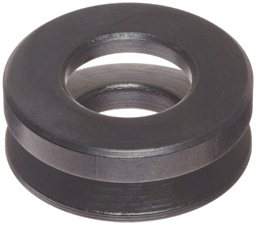 12L14 Steel Spherical Washer, Black Oxide Finish, Male & Female Assembly, 5/8