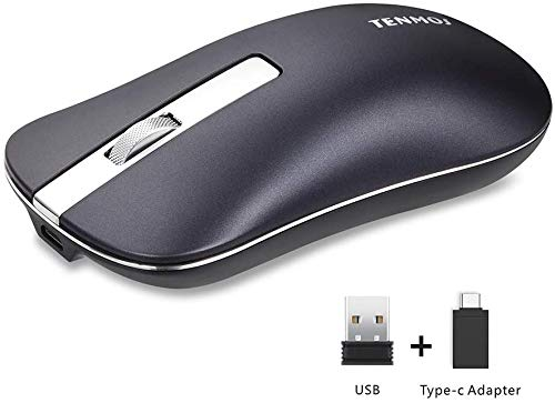 mouse tablet Coener T5 Mouse Senza Fili