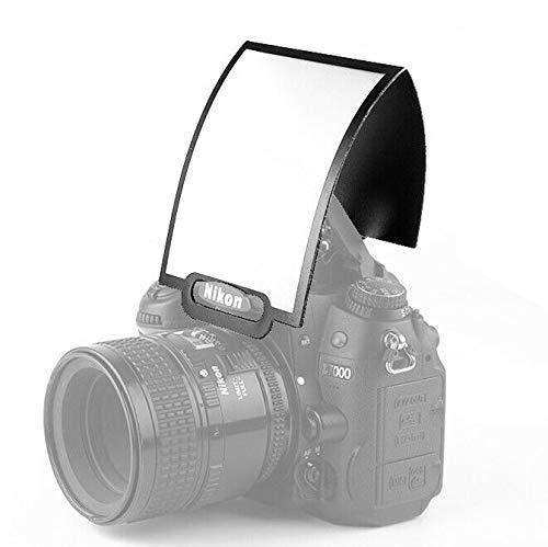 Difusor Flash interno compatible con Nikon Pop Up blanco gris Softbox reflector Bounce Lambency D780 D750 D500 D7500 D7200 D7100 D7000 D5600 D5500 D5300 D5200 D5200 5100 D5000