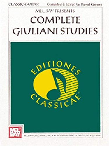 Complete Giuliani Studies: Buch für Gitarre (Editiones Classicae)