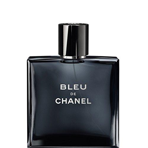 Bleu de Chanel Eau De Toilette Perfume Spray 3.4 Ounce