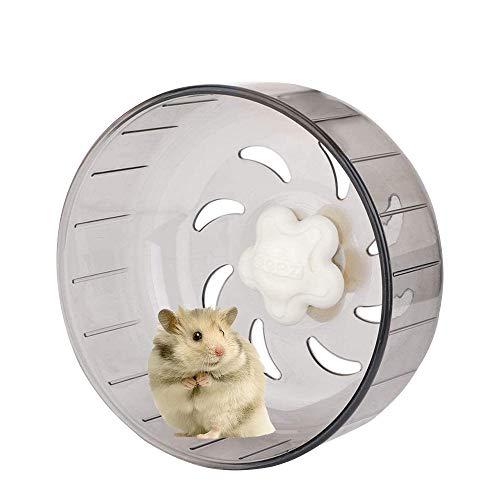 Pet Toys Laufband, Laufband, Laufrad, leise, für kleine Hamster, Ratten, Rennmäuse, Zwerghamster, 13 cm