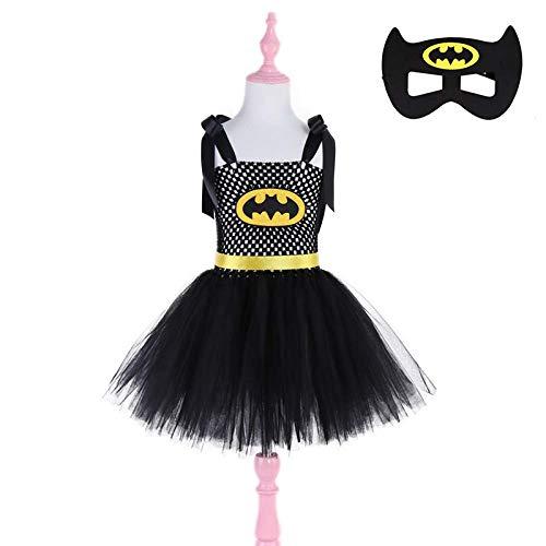 Costume de performance Batman Batman Halloween, costume de cosplay,Noir,M