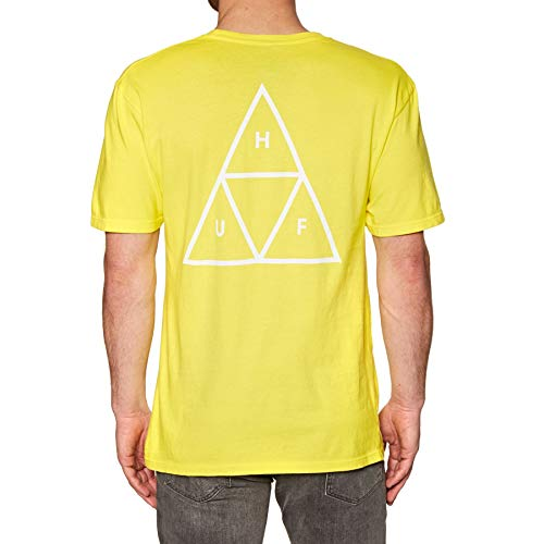 HUF heren t-shirt ESSENTIALS TT S/S TEE