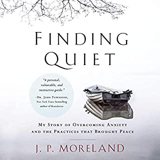 Finding Quiet audiobook cover art