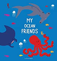 My Ocean Friends: A journal to record memories of cherished friendships