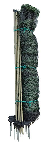 "Kencove Electric Net Fence, 48"" Height x 164' Length, 14..."