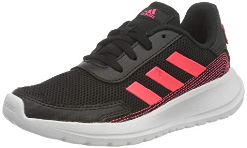 adidas TENSAUR Run K, Zapatillas, NEGBÁS/ROSSEN/ROSINT, 38 EU