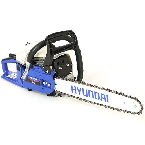 Hyundai - Motosierra de sacrificio 2,7 HP