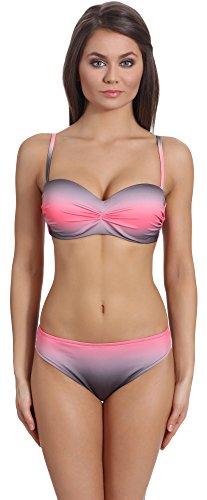 Merry Style Damen Bikini Set N9 23 BT BS (Muster-121, 40)