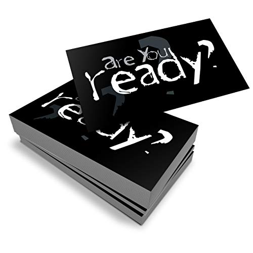Are You Ready? Gospel Tract (Pack of 100)
