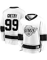 AFDLT Ice Hockey NHL Kings Herentrui, casual, lange mouwen, hockey-trui, borduurwerk, sweatshirt,