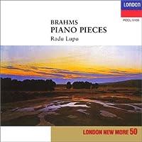 ブラームス:ピアノ小品集