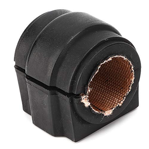 Gonnely Anti-roll barbuskar – främre anti-rulle stång stabiliserande buskar 31356757146 passar för R55 R56 R52