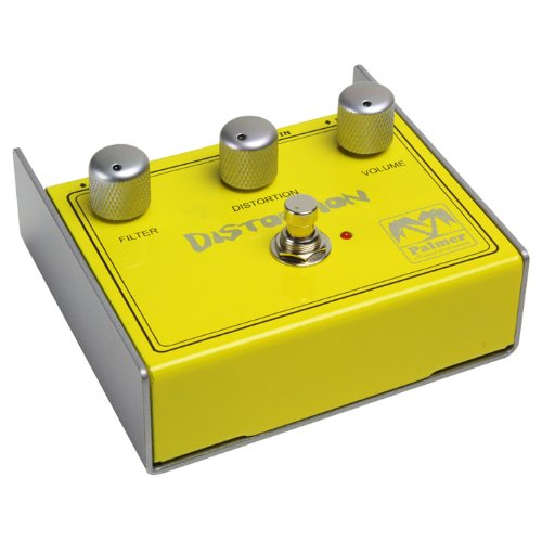Palmer Root Effects Distortion Effects Pedal