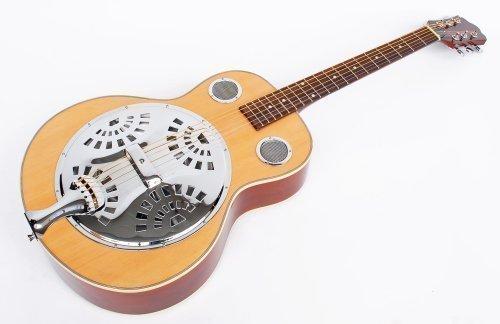 MPM Resonator Gitarre, natur
