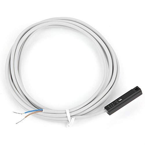 D-Z73 Cilindro Neumático de Aire Magnético Interruptor Magnético Sensor de Reed Sensor Electrónico Enfoque de Proximidad Inductivo Interruptor de Sensor Compatible Con CY3B 、 CXS 、 MLGP 、 CY1R