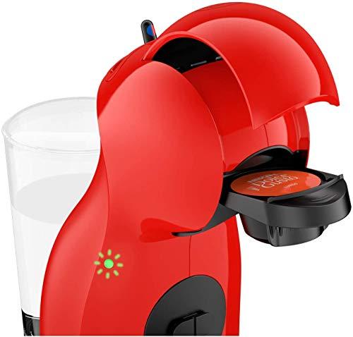 De'Longhi Dolce Gusto Piccolo XS EDG210.R – Cafetera de cápsulas