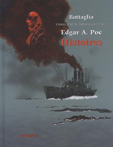 Edgar A. Poe Histoires, tome 3