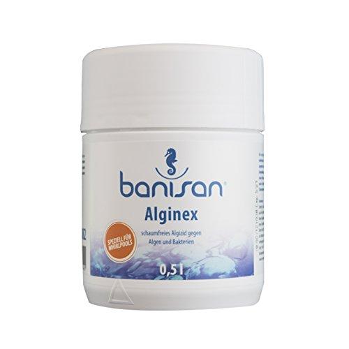 POWERHAUS24 Banisan® Alginex, Algenschutzmittel für Whirlpools, 500 ml