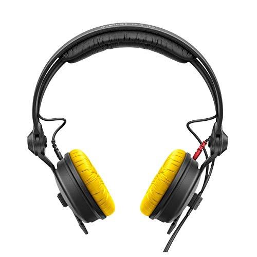 Sennheiser HD 25 Auricular DJ Edición Limitada Amarilla. 75...