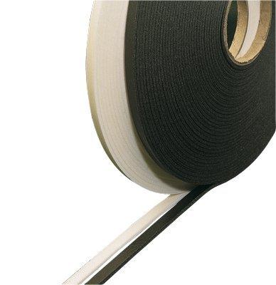 Ramsauer 1010 PE Zellband-Vorlegeband 2x20mmx50m schwarz