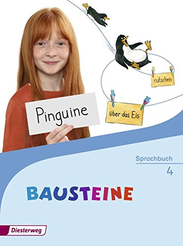 BAUSTEINE Sprachbuch - Ausgabe 2014: Sprachbuch 4