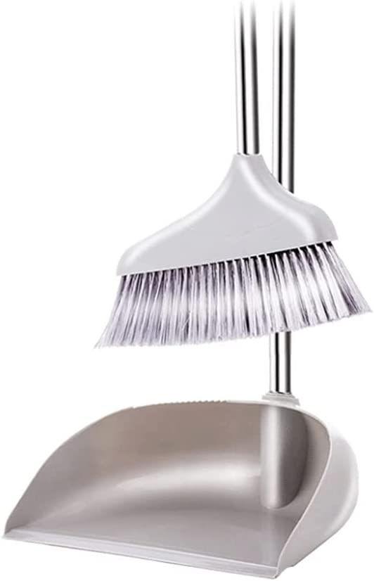 WANGZIYAN Broom and Dustpan Sale SALE% OFF Household Tooth Max 66% OFF Shallow Set