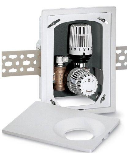 K-RTL Unterputz Multibox HEIMEIER, Rücklauftemperaturbegrenzer mit Thermostat