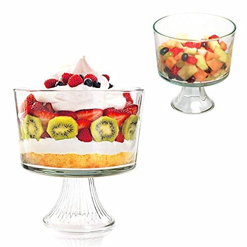 Anchor Hocking Large Trifle, Glass