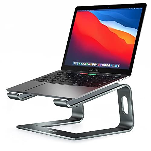 """Nulaxy 10-15.6"""" Ergonomic Aluminum Laptop Stand"""